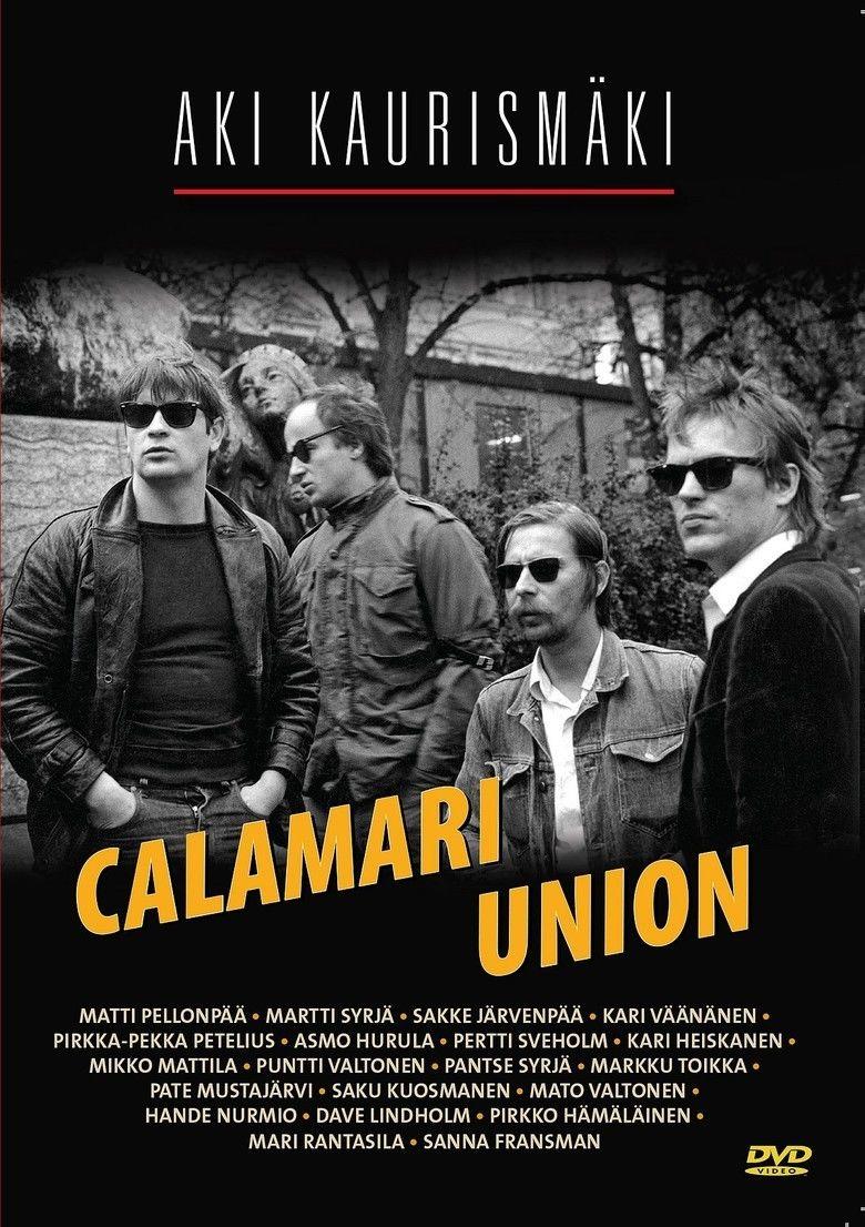 Calamari Union movie poster