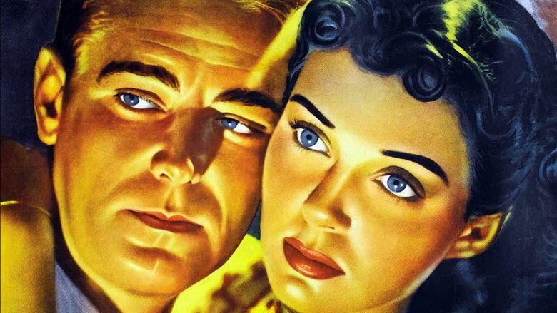 Calcutta (1947 film) movie scenes