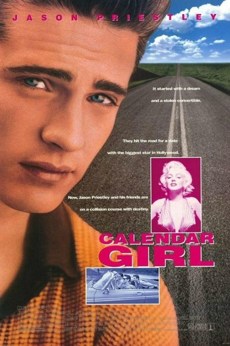 Calendar Girl (1993 film) movie poster