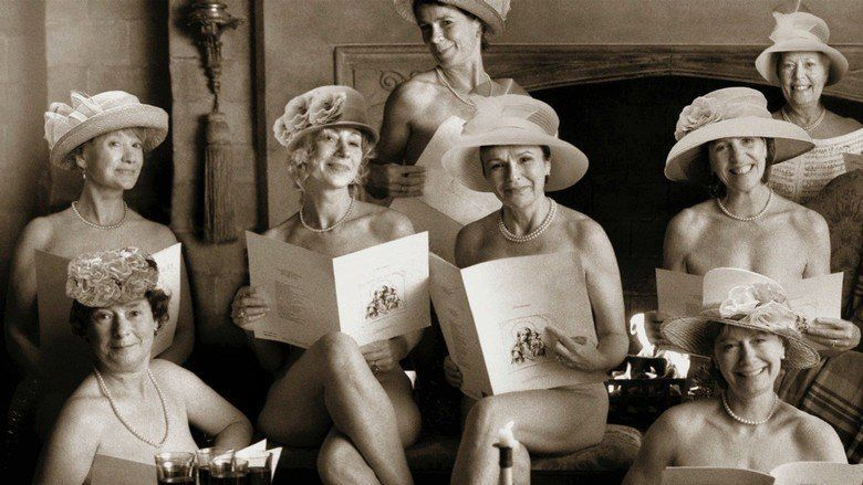Calendar Girls movie scenes
