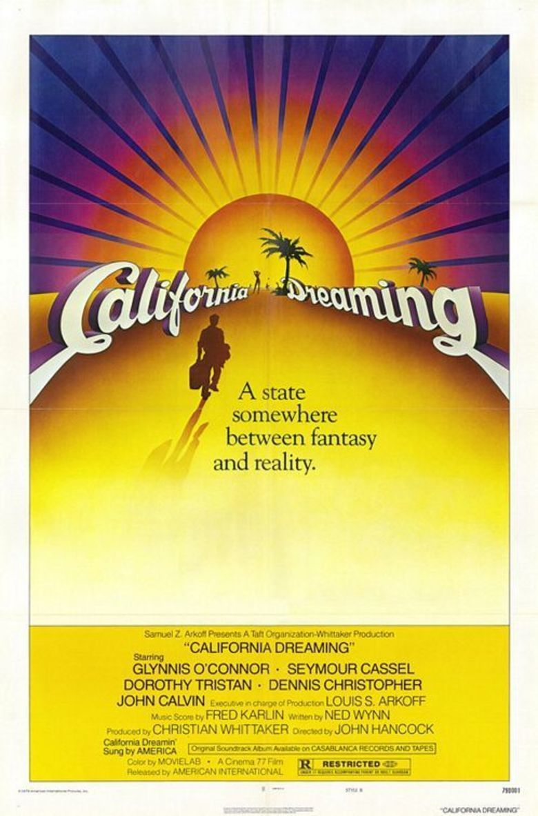 California Dreaming (1979 film) movie poster