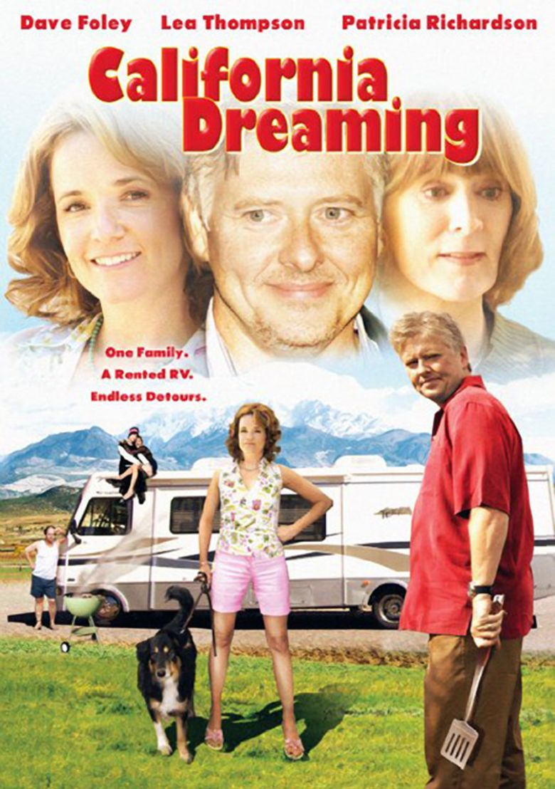 California Dreaming (2007 film) movie poster