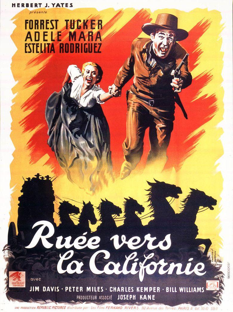 California Passage movie poster