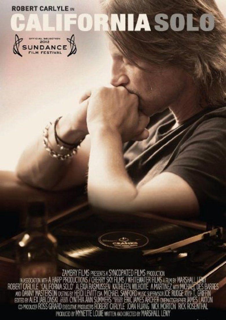 California Solo movie poster