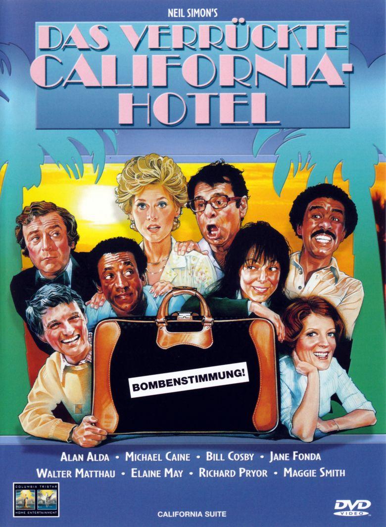 California Suite (film) movie poster