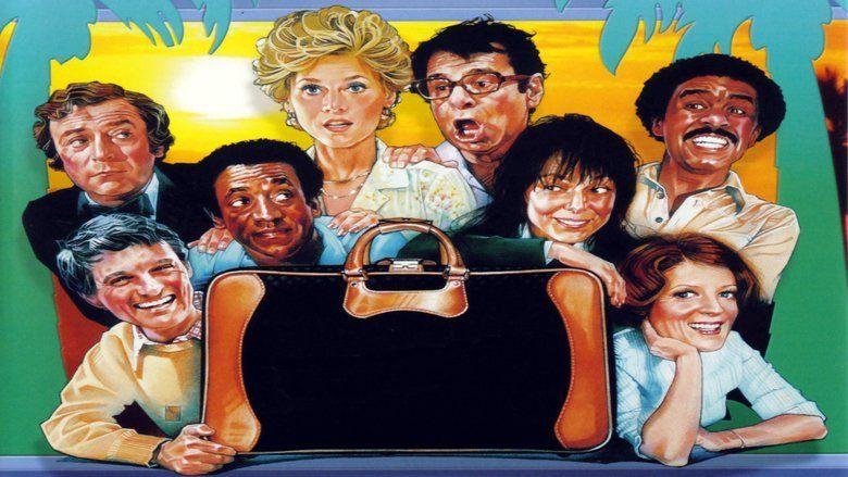 California Suite (film) movie scenes