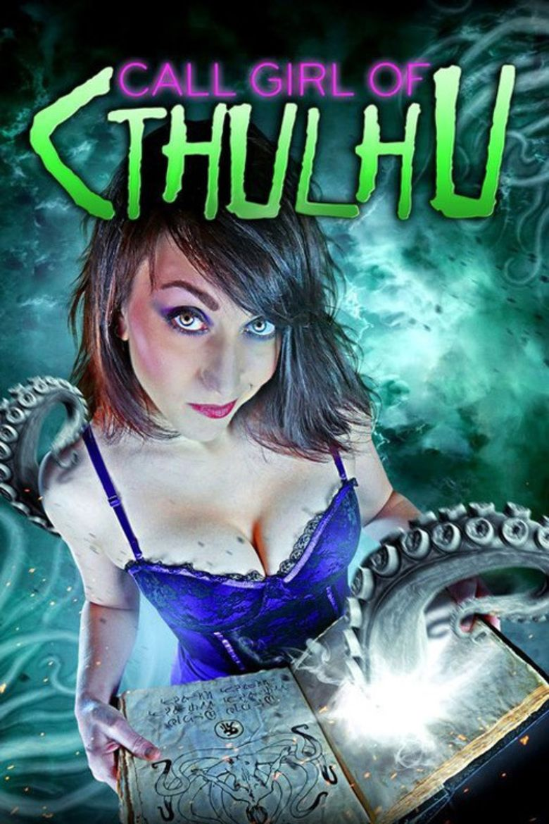 Call Girl of Cthulhu movie poster