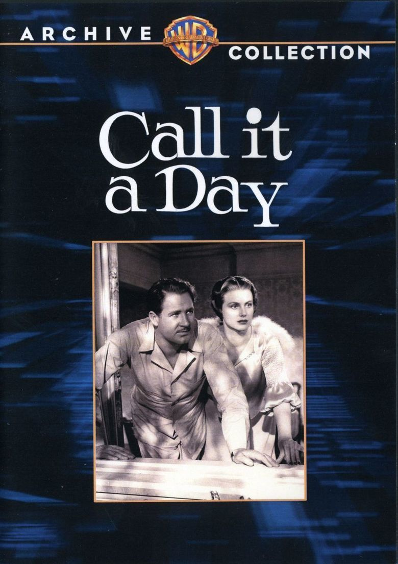 Call It a Day movie poster