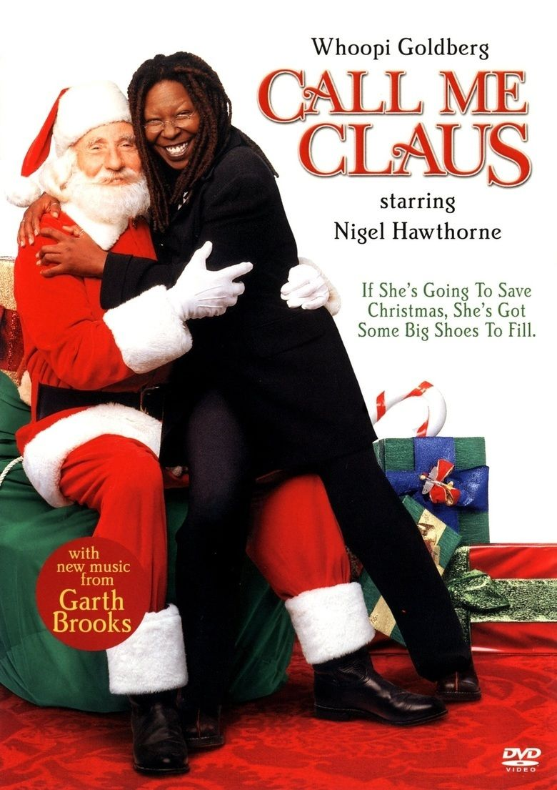 Call Me Claus movie poster