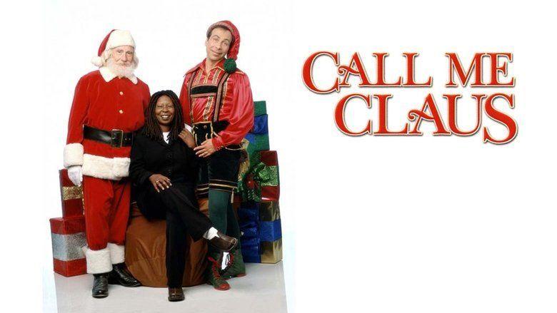 Call Me Claus movie scenes