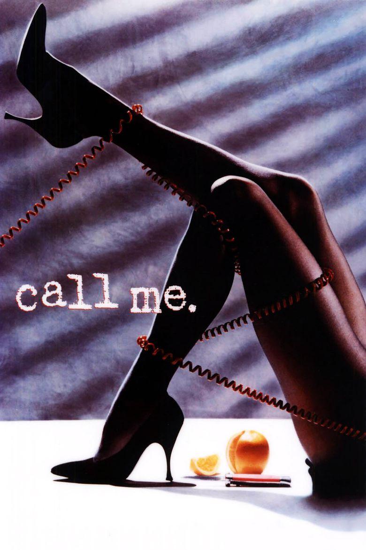 Call Me (film) movie poster