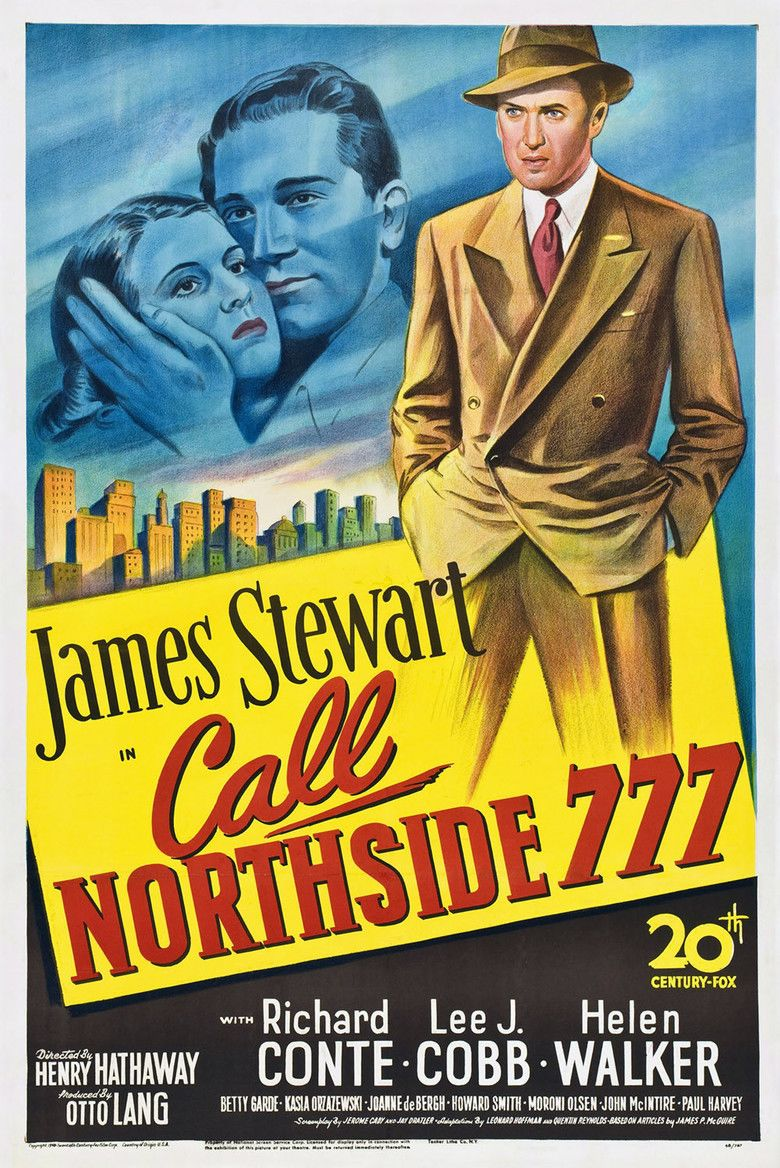 Call Northside 777 movie poster