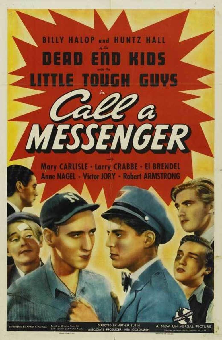 Call a Messenger movie poster