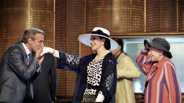 Callas Forever movie scenes