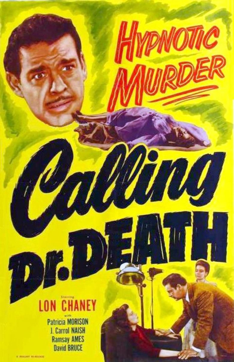 Calling Dr Death movie poster
