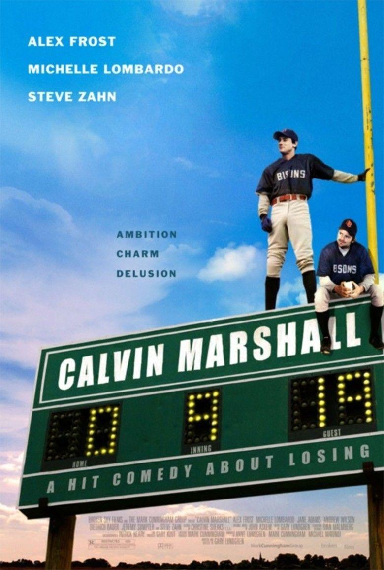 Calvin Marshall movie poster