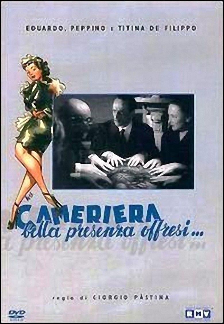 Cameriera bella presenza offresi movie poster