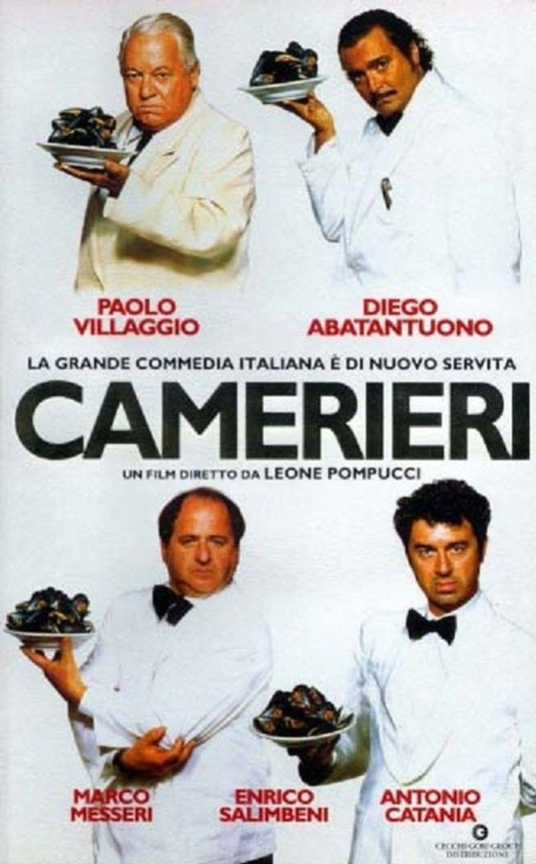 Camerieri movie poster
