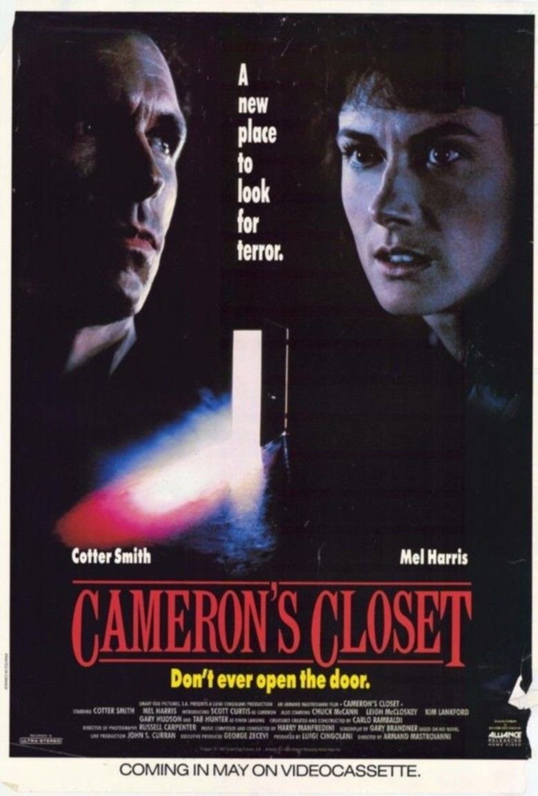 Camerons Closet movie poster