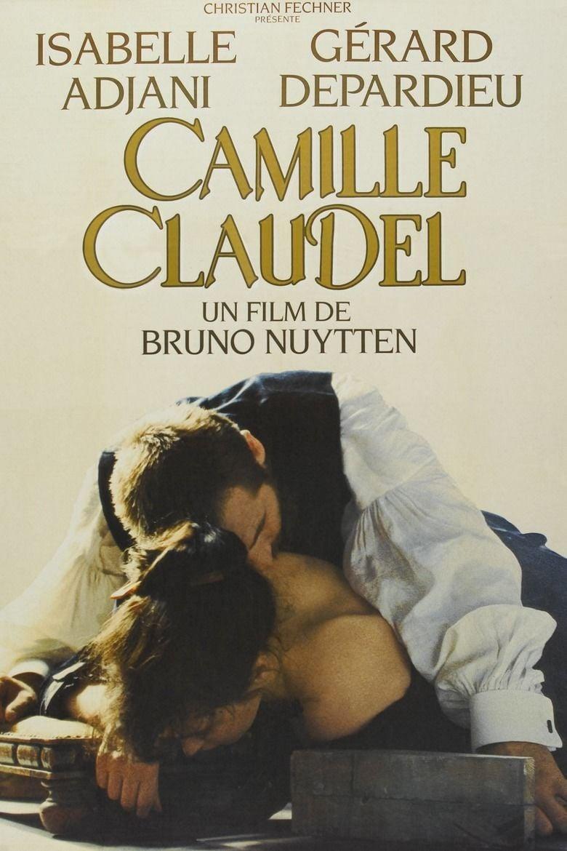 Camille Claudel (film) movie poster