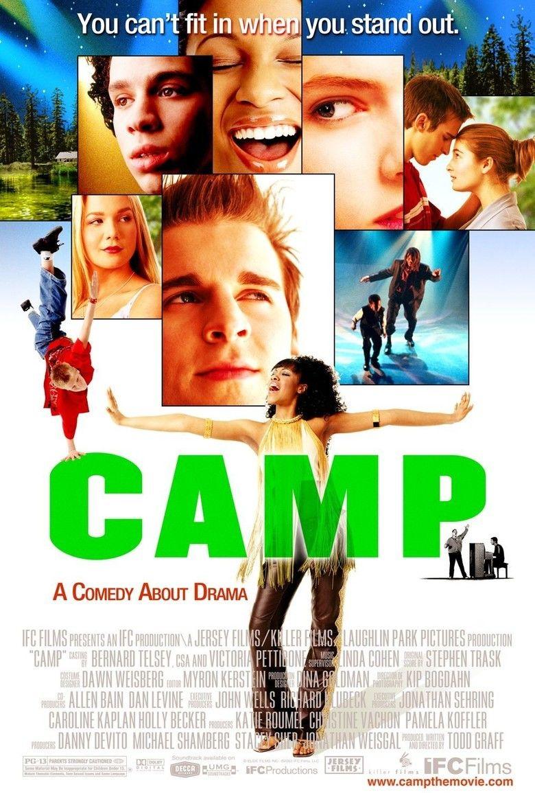 Camp (2003 film) movie poster