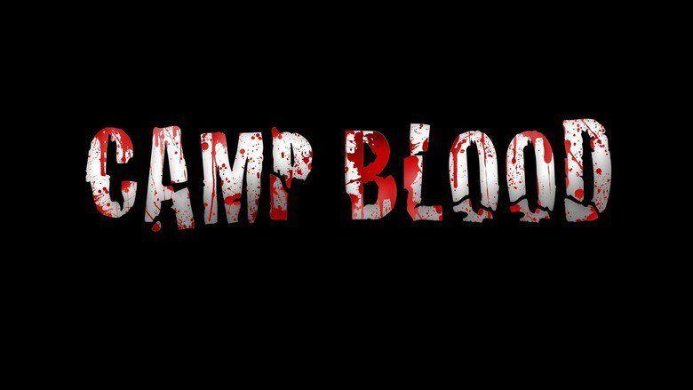 Camp Blood 2 movie scenes