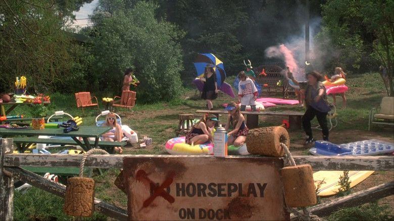 Camp Nowhere movie scenes