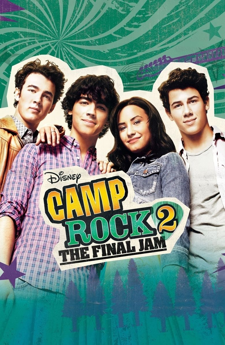 Camp Rock 2: The Final Jam movie poster