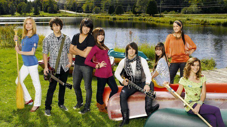 Camp Rock movie scenes