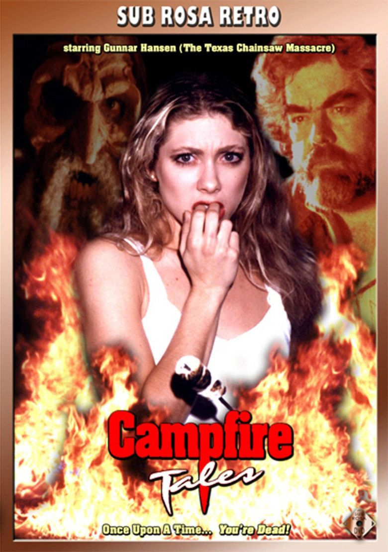 Campfire Tales movie poster