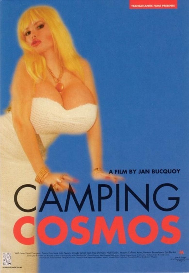 Camping Cosmos movie poster