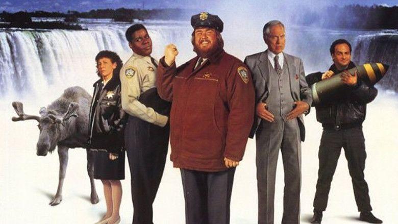 Canadian Bacon movie scenes