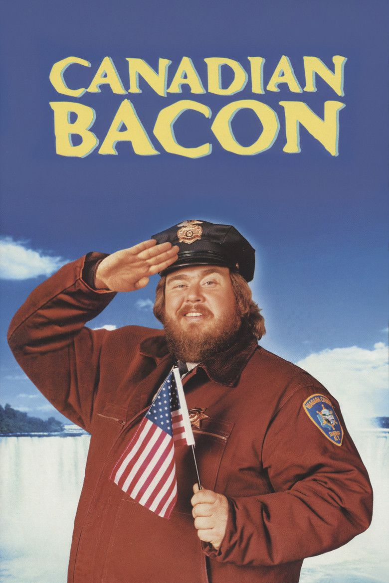 Canadian Bacon movie poster