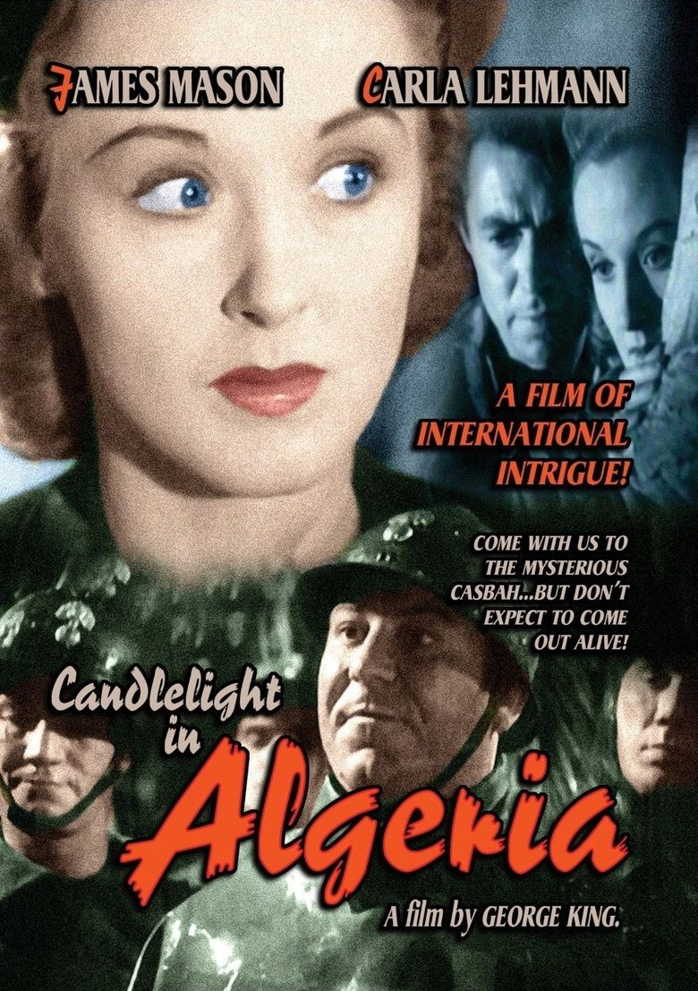 Candlelight in Algeria movie poster