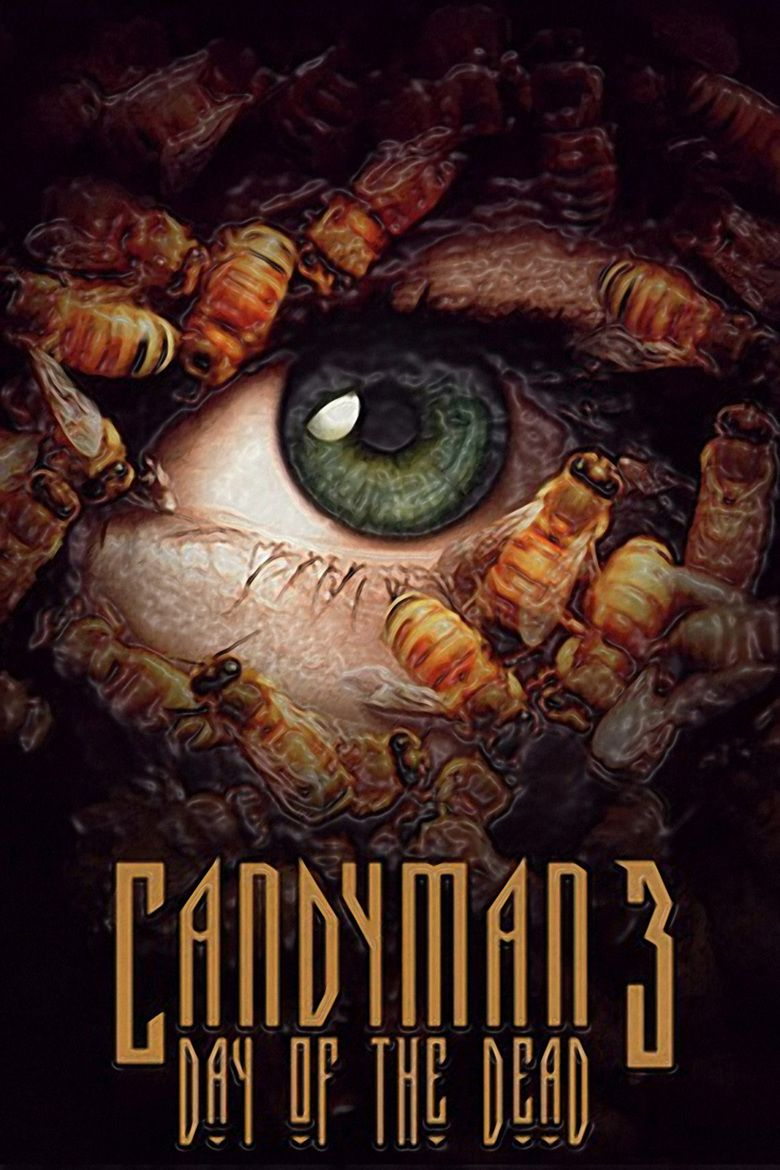 Candyman 3: Day of the Dead movie poster
