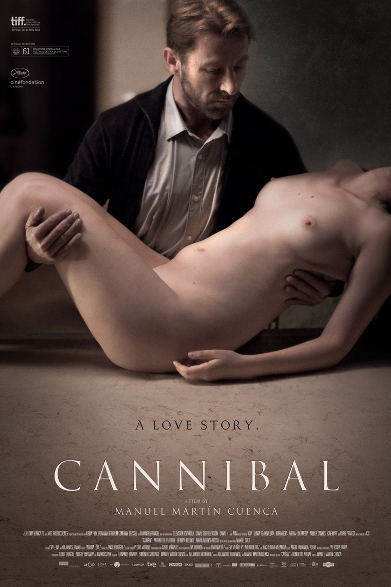 Cannibal (2013 film) movie poster