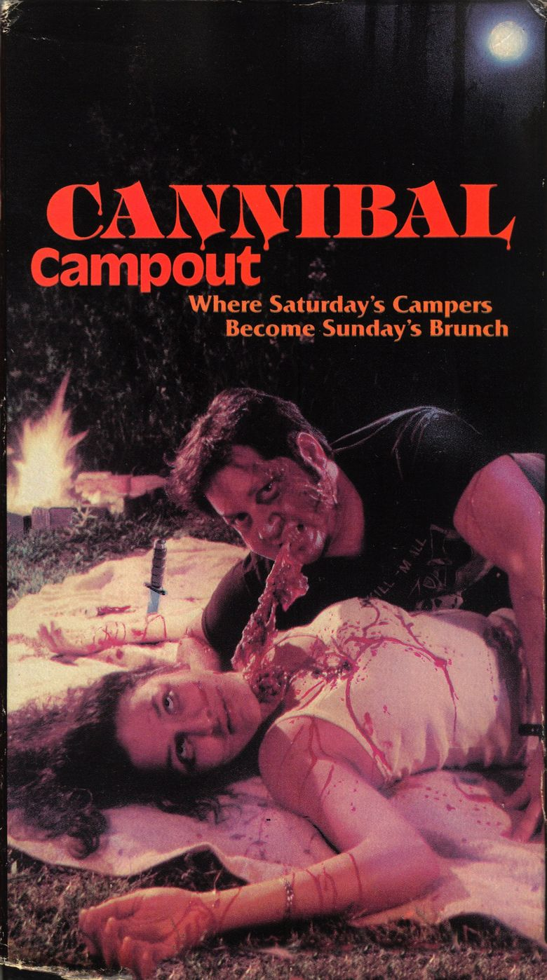 Cannibal Campout movie poster