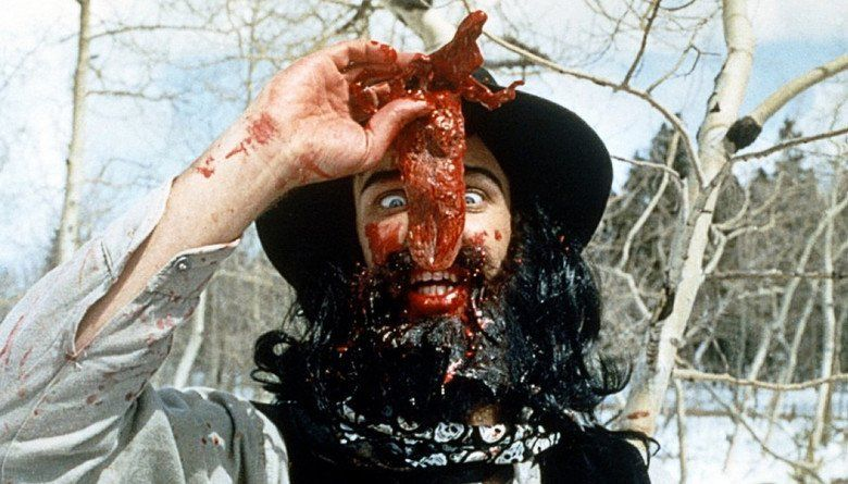 Cannibal! The Musical movie scenes