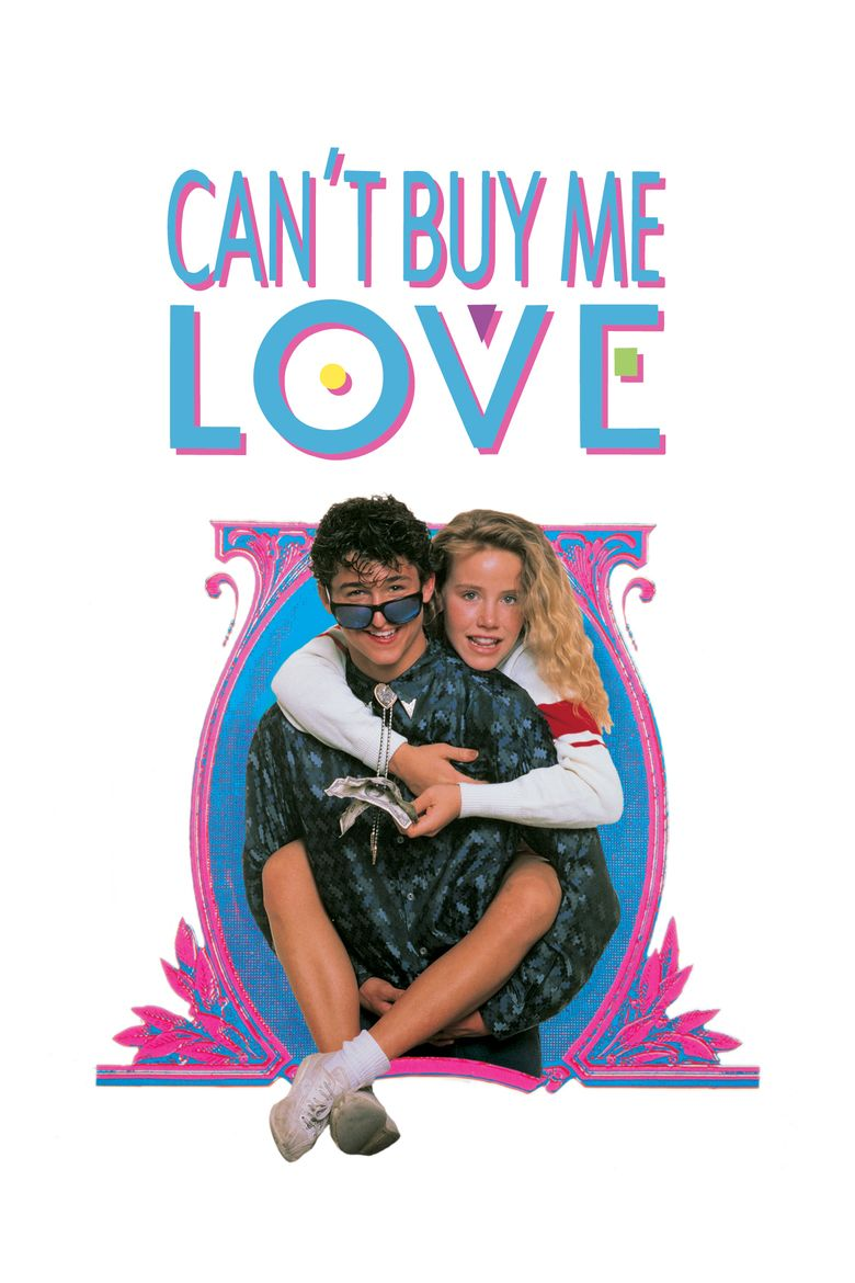 Cant Buy Me Love (film) movie poster