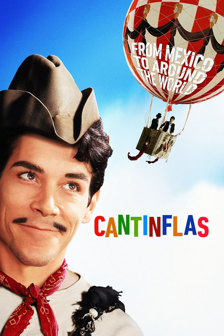 Cantinflas (film) movie poster