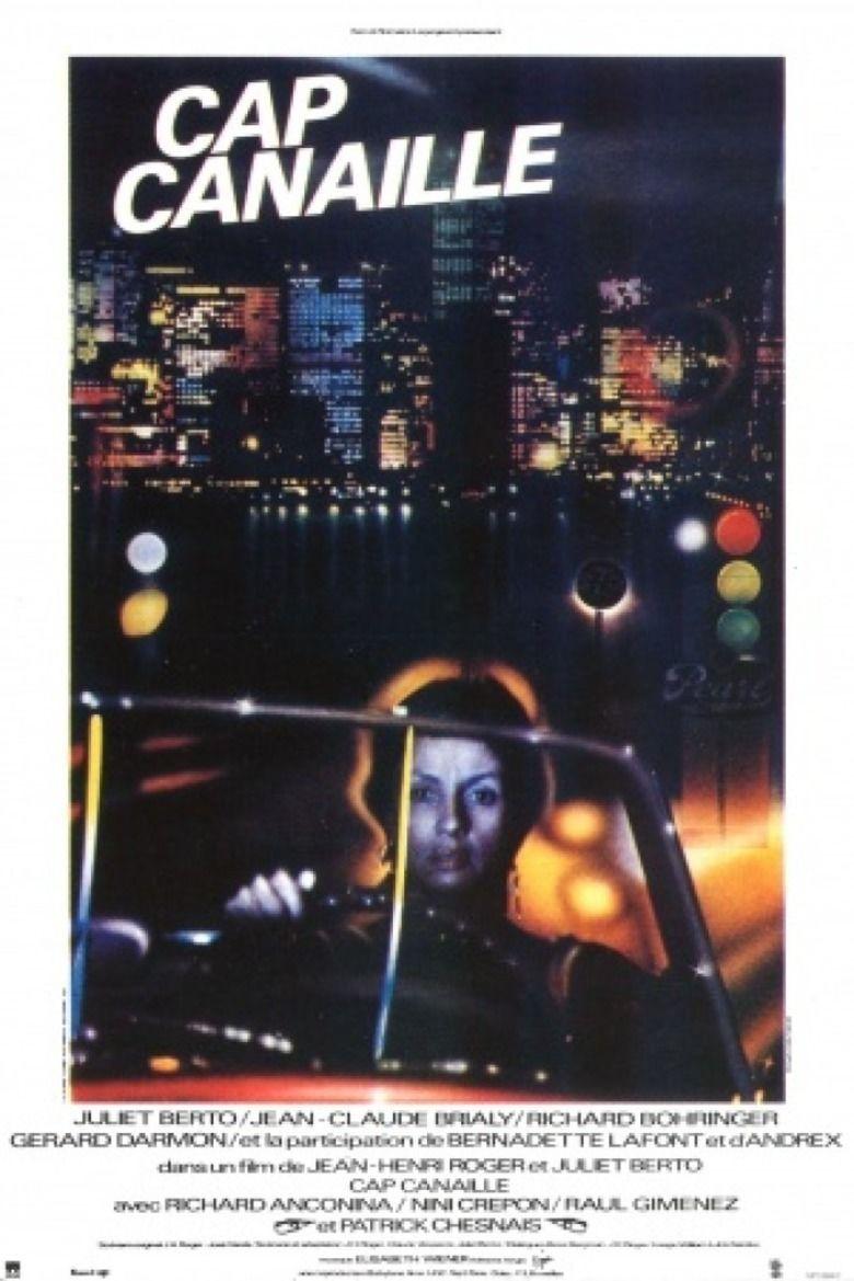Cap Canaille (film) movie poster