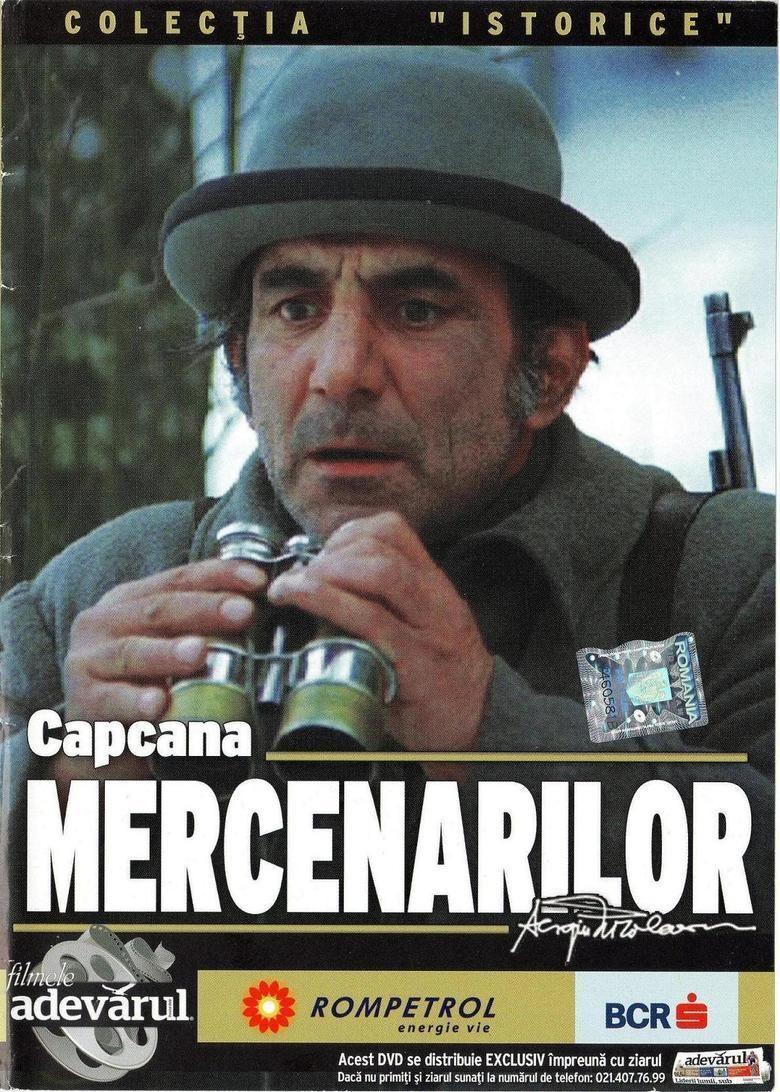 Capcana mercenarilor movie poster