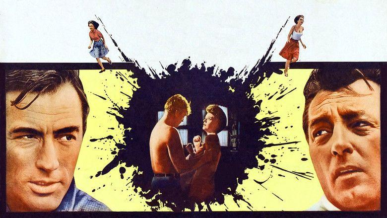 Cape Fear (1962 film) movie scenes