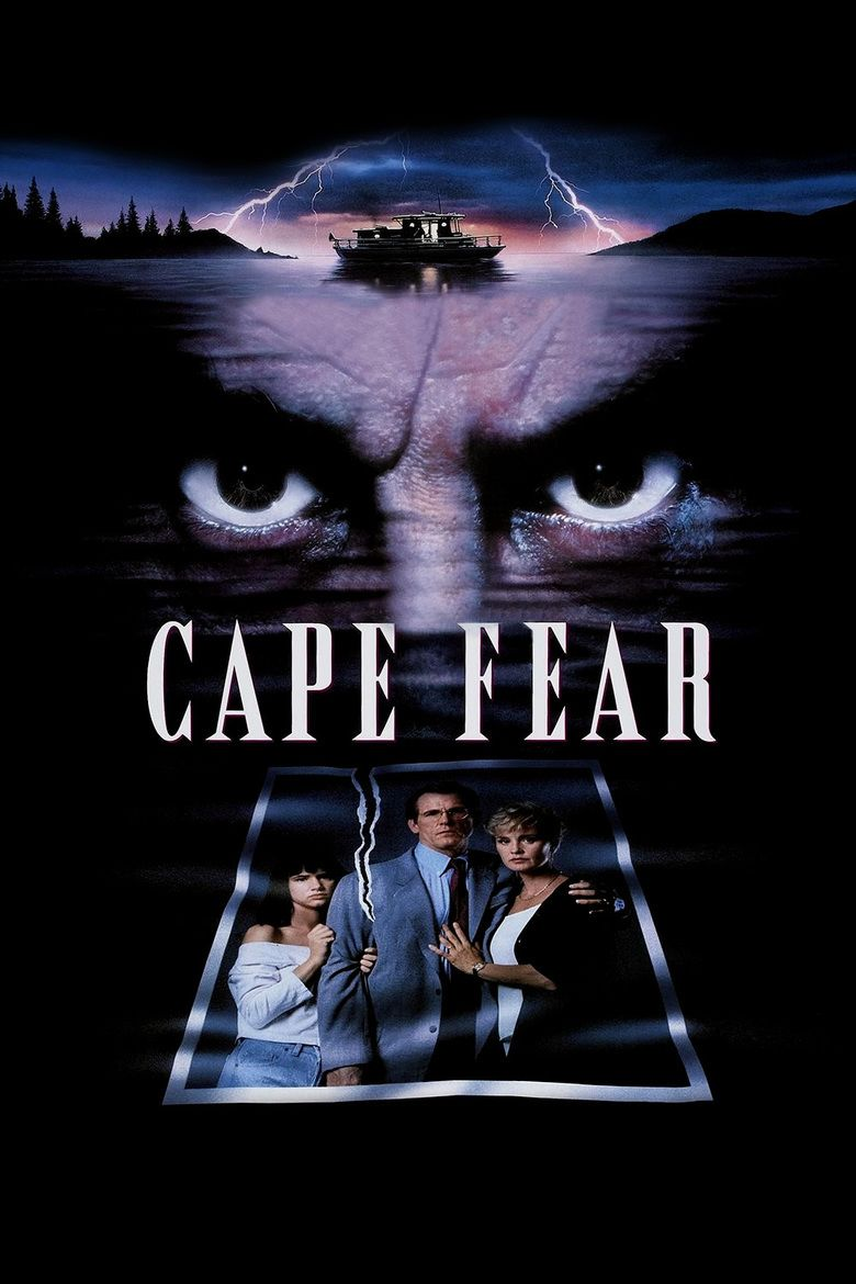 Cape Fear (1991 film) movie poster