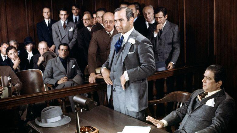 Capone (film) movie scenes