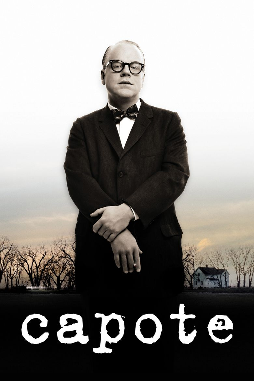 Capote (film) movie poster