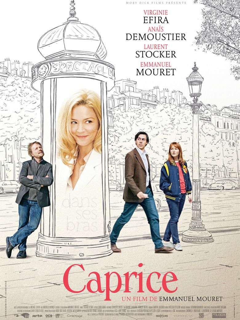 Caprice (2015 film) movie poster