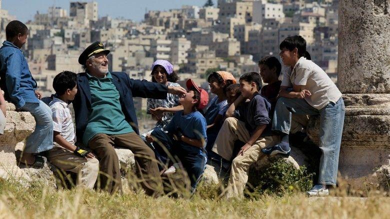 Captain Abu Raed movie scenes
