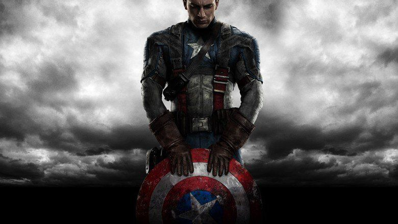 Captain America: The First Avenger movie scenes