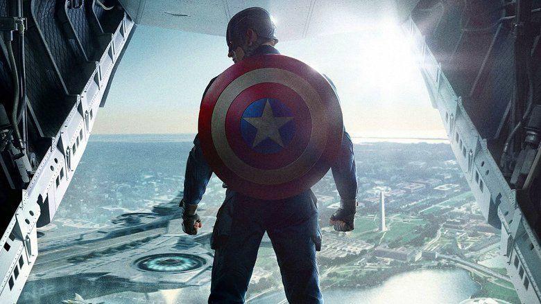 Captain America: The Winter Soldier movie scenes